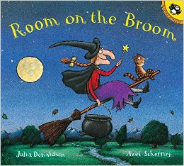 Find out if there is enough room for the witch and her friends on Room on the Broom.