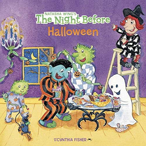 Have some silly Halloween fun with The Night Before Halloween.
