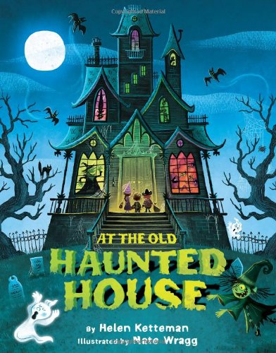 Share some poetry with At the Old Haunted House.