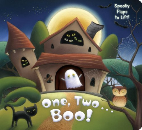 One, Two... Boo! is a super fun lift the flap book.