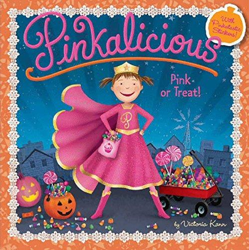 Watch Pinkalicious save Halloween in Pinkalicious Pink or Treat!