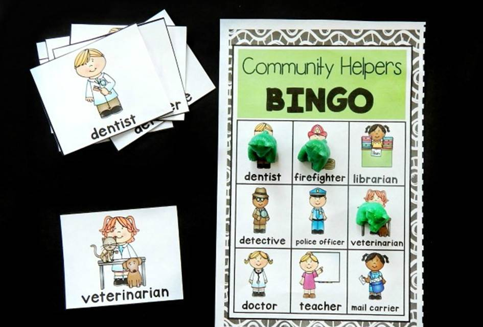 community-helpers-bingo-main-image