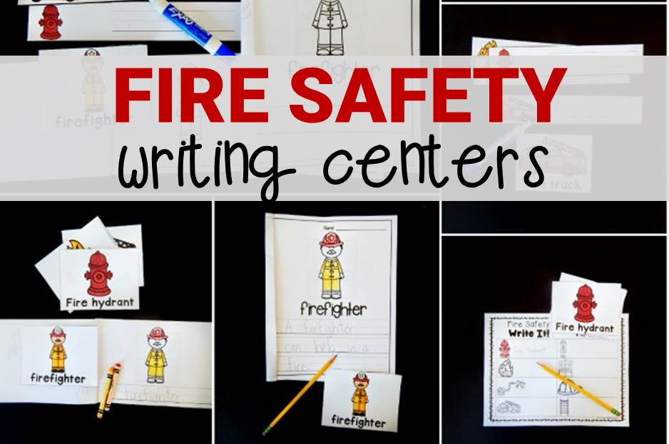 Fire Safety Writing Centers