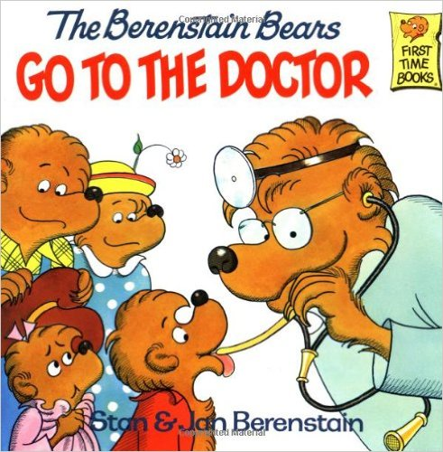 the-berenstain-bears-go-to-the-doctor