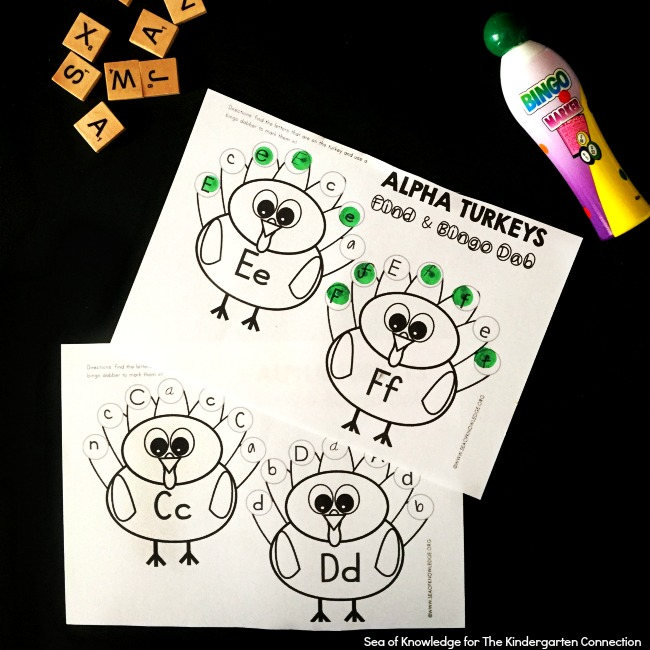 Letter Recognition Games Printable.Free Printable Thanksgiving Turkey Letter Recognition Activity