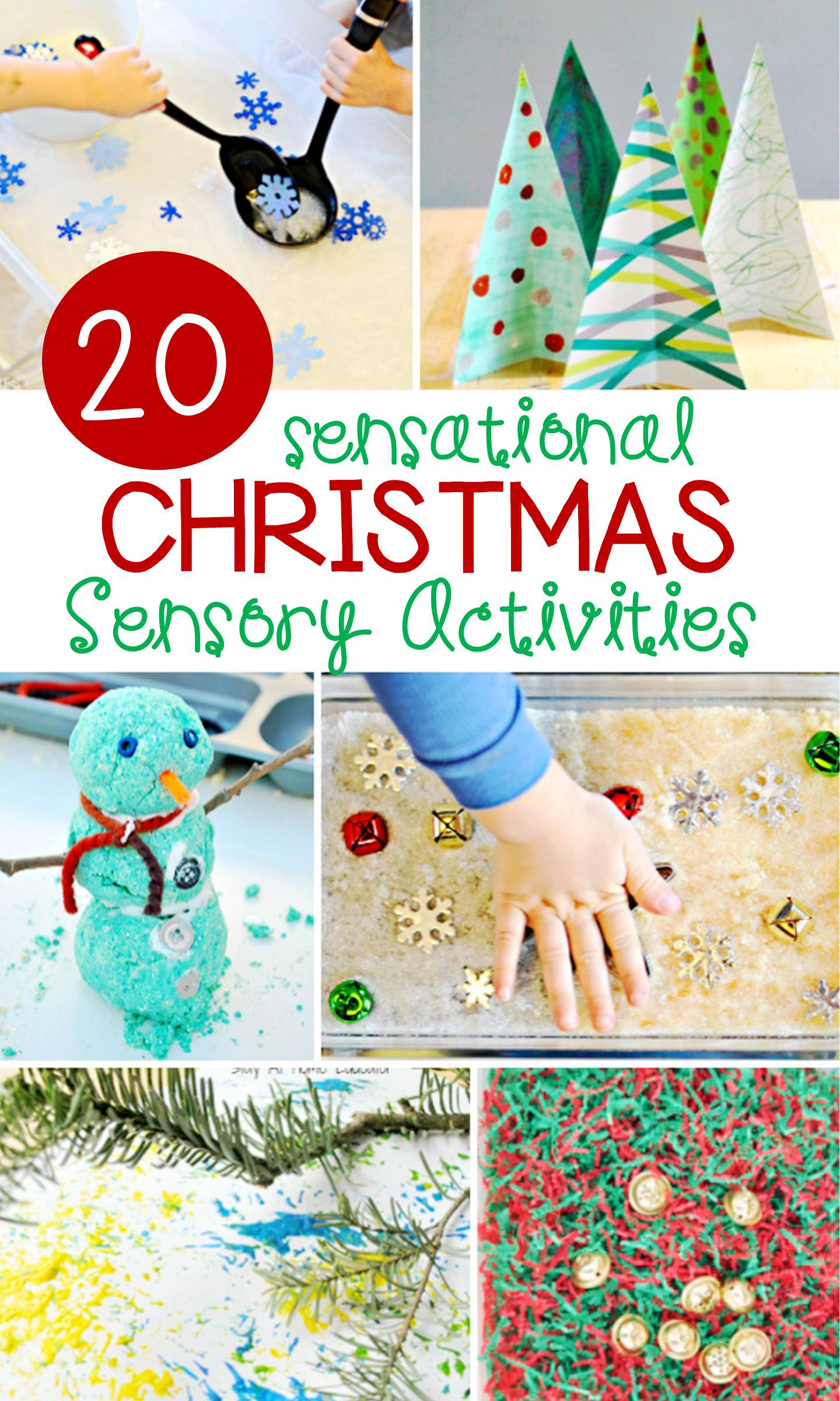 20 sensational christmas sensory activities the letters of literacy. Black Bedroom Furniture Sets. Home Design Ideas