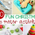 20 Fun Christmas Fine Motor Activities