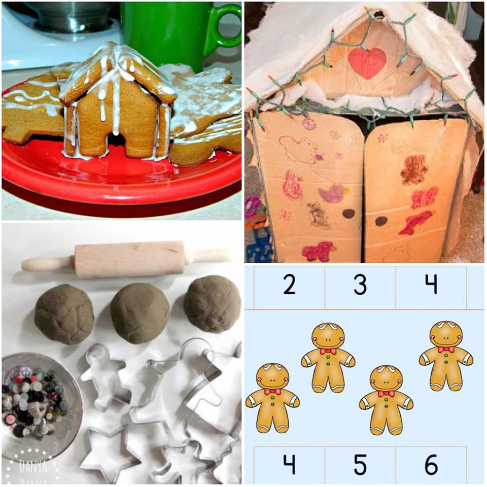 These gingerbread activities for kids are so much fun! So many awesome gingerbread crafts, printables, activities, and more.