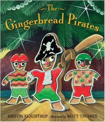 gingerbread books for kids