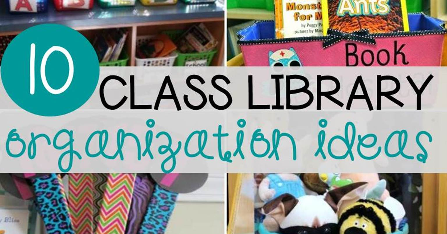 Classroom Writing Ideas ~ Terrific classroom library organization ideas the