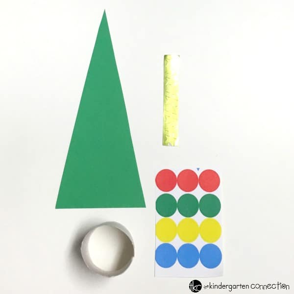 Encourage Family Time And Create This Paper Christmas Tree! Itu0027s A Great  Christmas Craft For