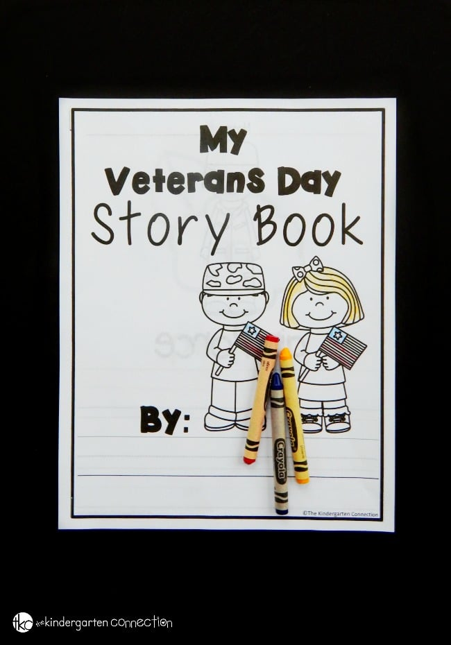 Looking for Veterans Day activities for kids? These Veterans Day writing centers are the perfect activity to build vocabulary and understanding.