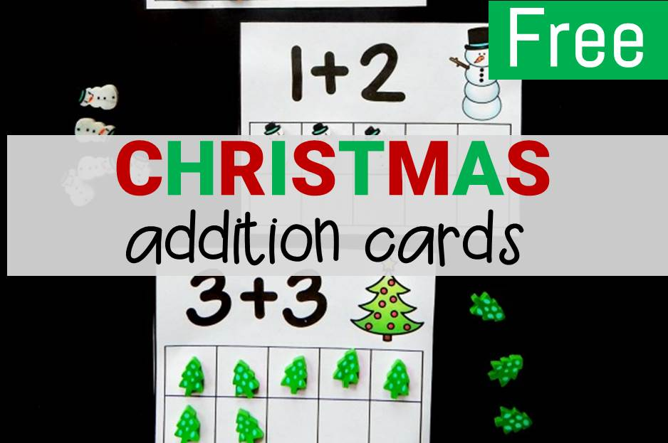 Christmas Addition Cards