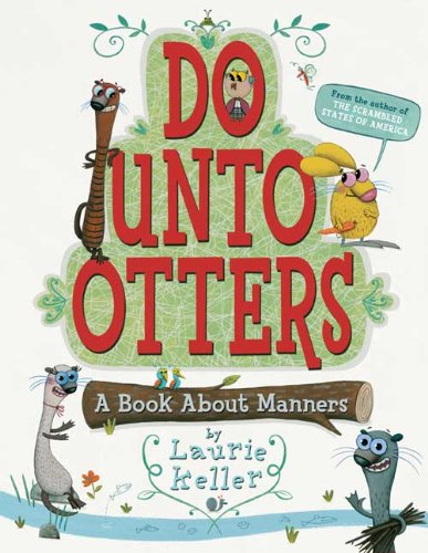 Do Unto Otters: A Book About Manners is an educational book for kids that teaches children to follow The Golden Rule.
