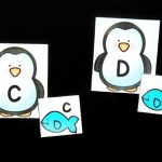 Penguin Alphabet Match