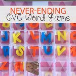 Never-ending CVC Word Game