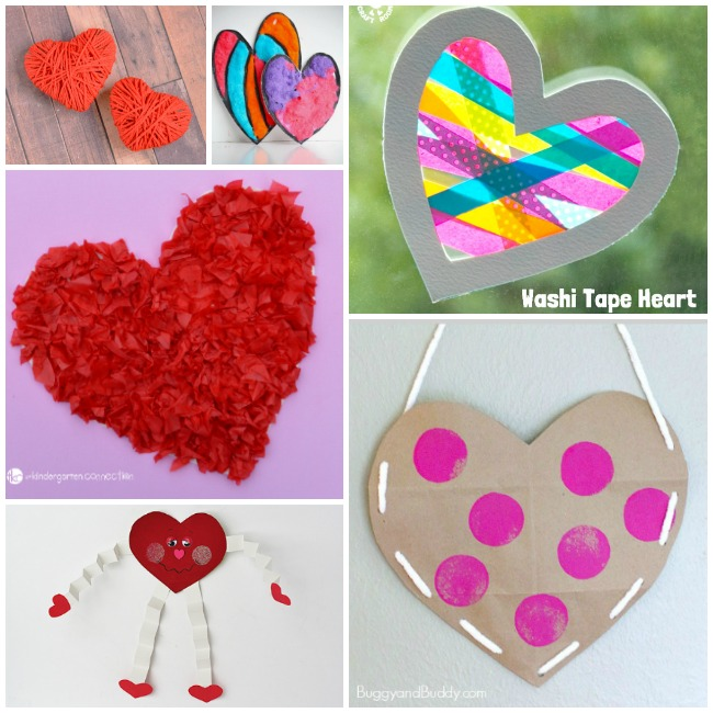 Valentines Day Crafts And Activities For Kids