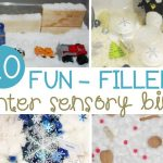 Fun-Filled Winter Sensory Bins