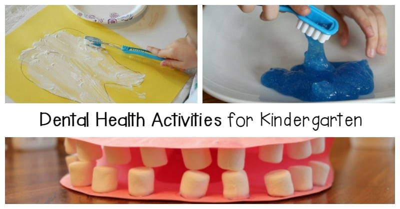 Common Worksheets » Dental Health Kindergarten - Preschool and ...