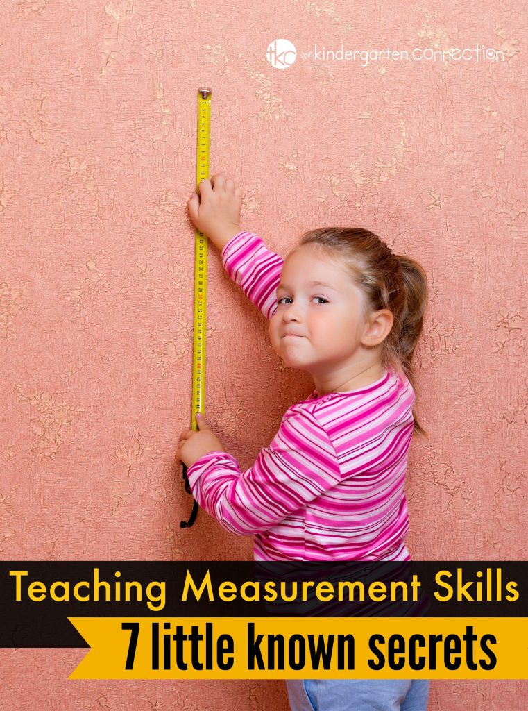 Measurement is a life long skill for the future. But, measuring can be difficult for some children. Here are some tips for developing measuring skills!