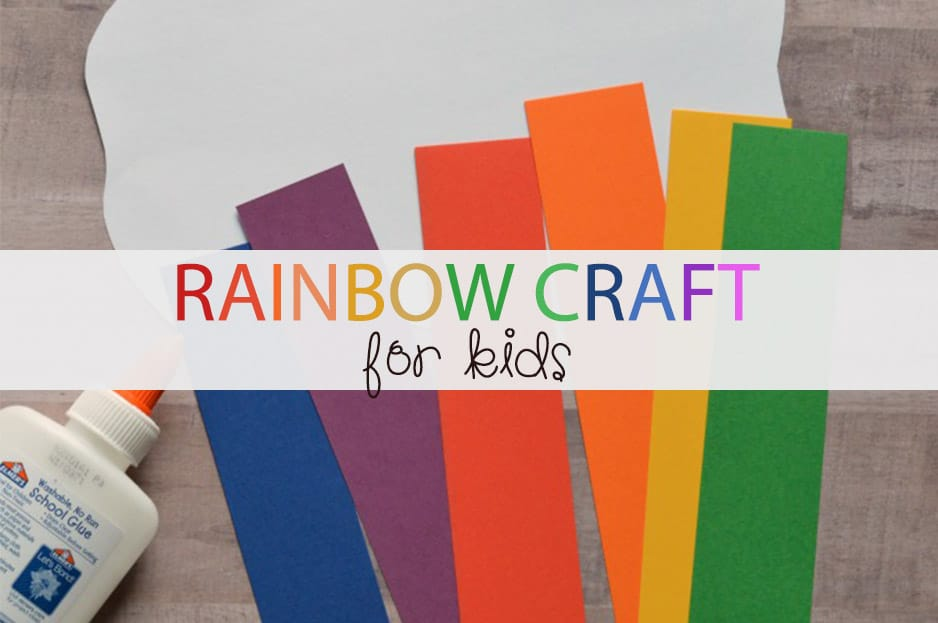 Rainbow Craft for Kids