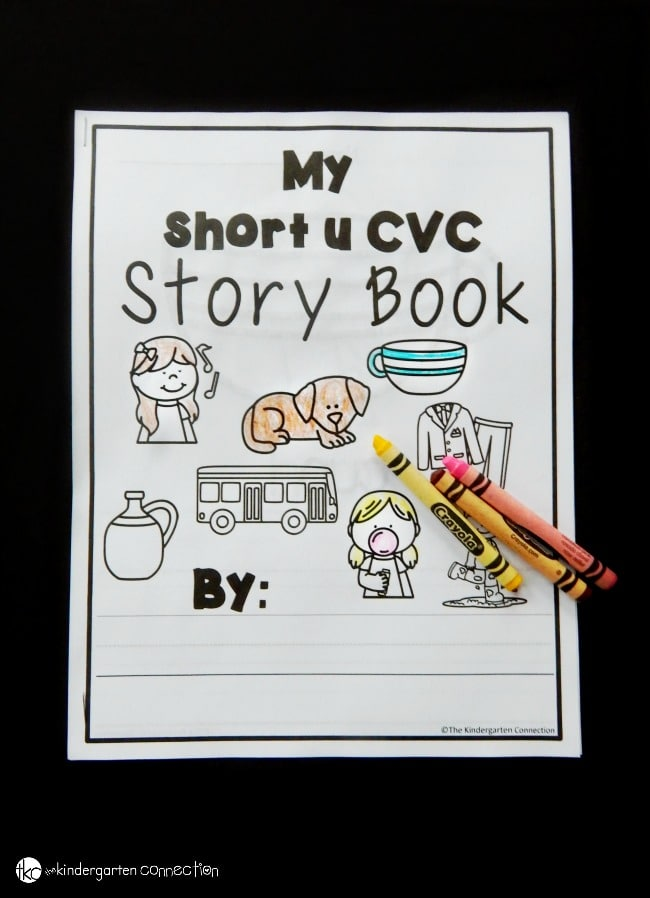 Make learning to read and write CVC words fun and engaging with these CVC words writing centers and printables for the classroom or homeschool!
