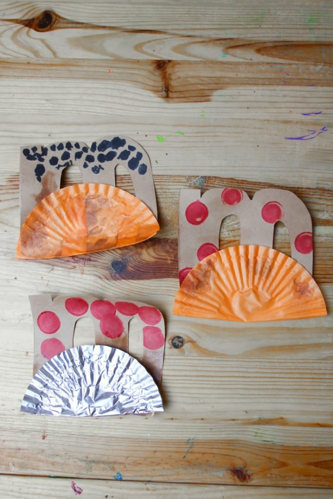 Letter M Crafts For Preschool Or Kindergarten Fun Easy