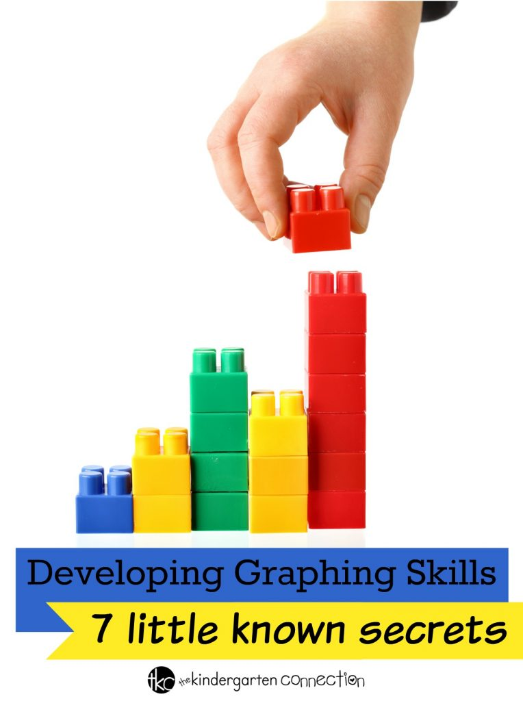 Are your kiddos or students demonstrating an interest in early graphing skills? Here are seven little-known secrets about teaching graphing.
