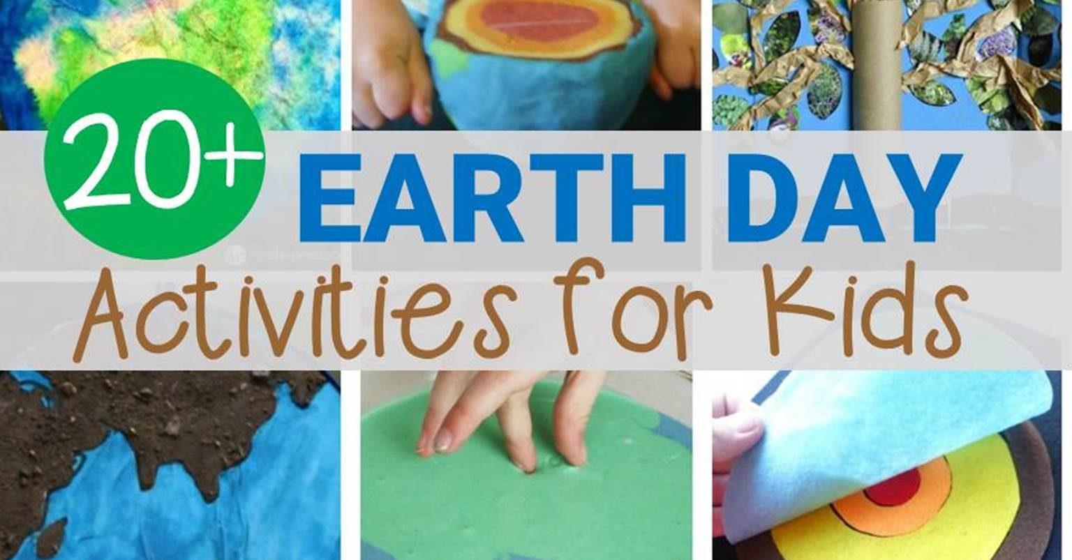 engaging earth day activities for kids