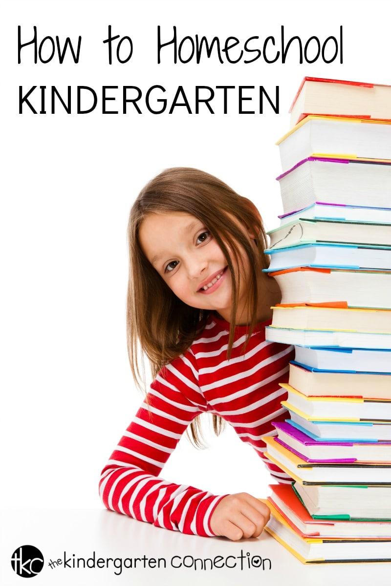 How to Homeschool a Kindergartener pics