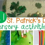 Sensational St. Patrick's Day Sensory Activities