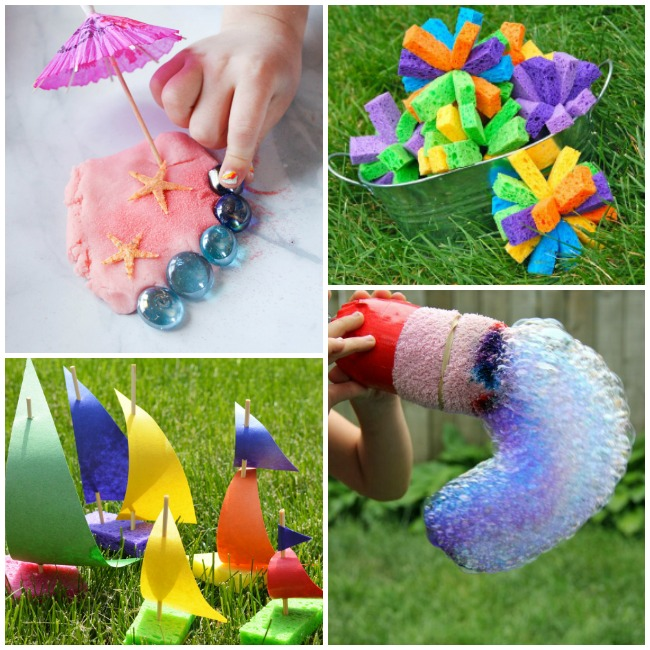 Your kids will love these summer games and activities!