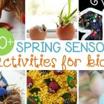 Playful Spring Sensory Activities for Kids