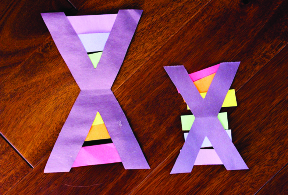 Letter X Craft – X is for Xylophone