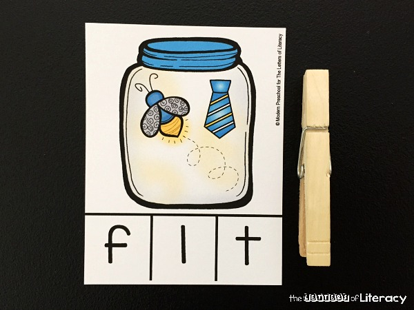 Practice initial sounds and letters with these free, low prep firefly clip cards! The firefly theme is the perfect activity for the warm summer months.