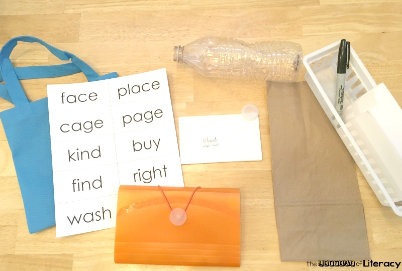 Here are some of my favorite outdoor summer sight word activities that can help reinforce sight words, and be put together in minutes!