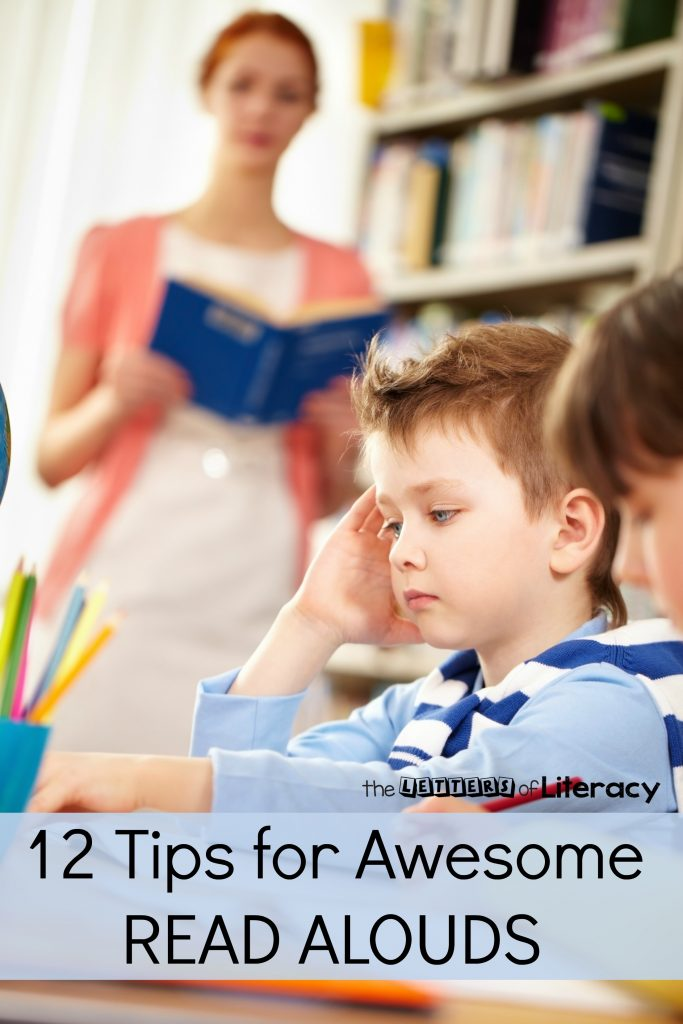 Listening to stories being read out let is one of the most enjoyable reading experiences children have! Here's how to get the most out of read alouds.