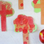 Letter T Craft – T is for Tree