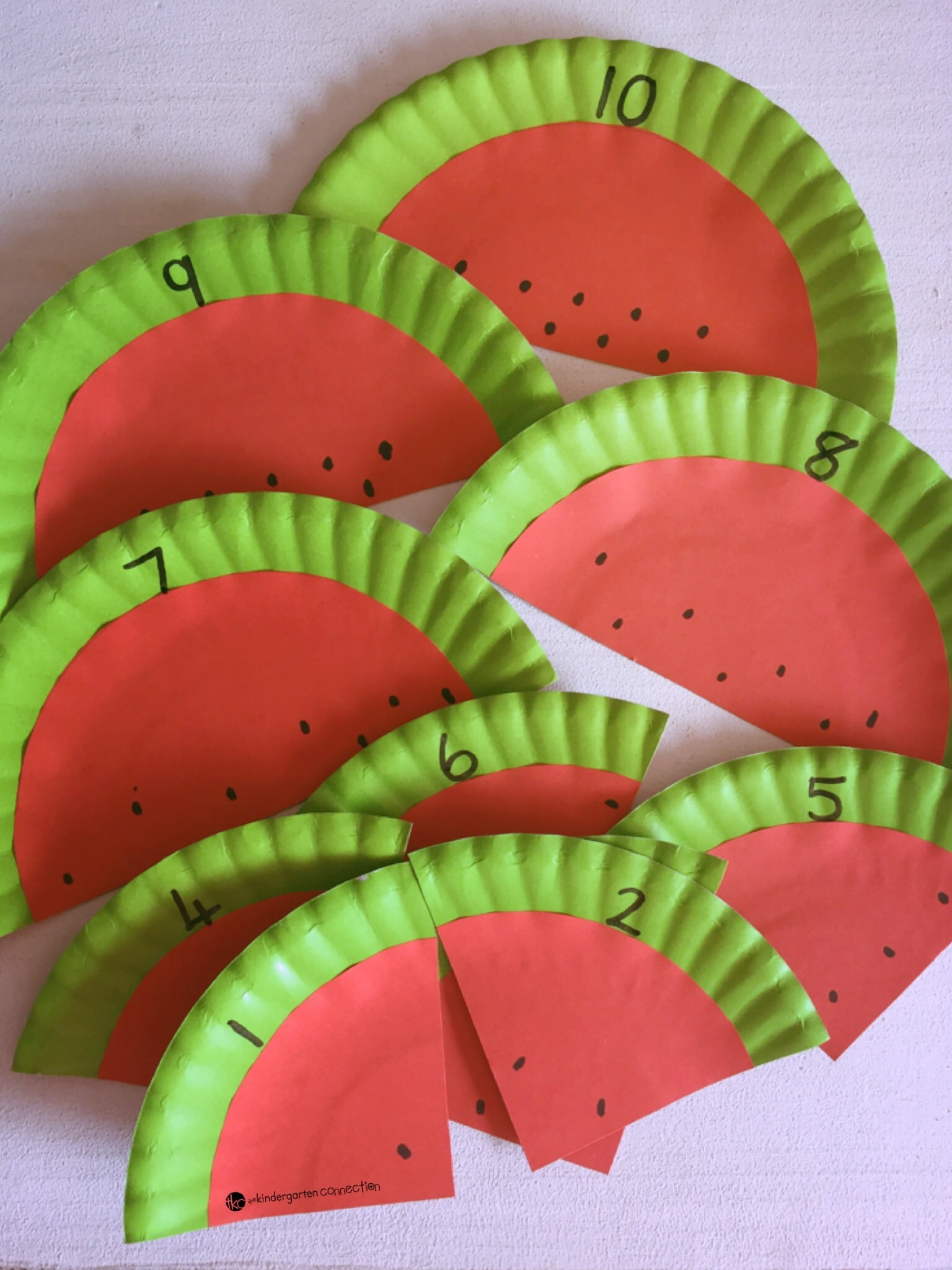 Watermelon cards