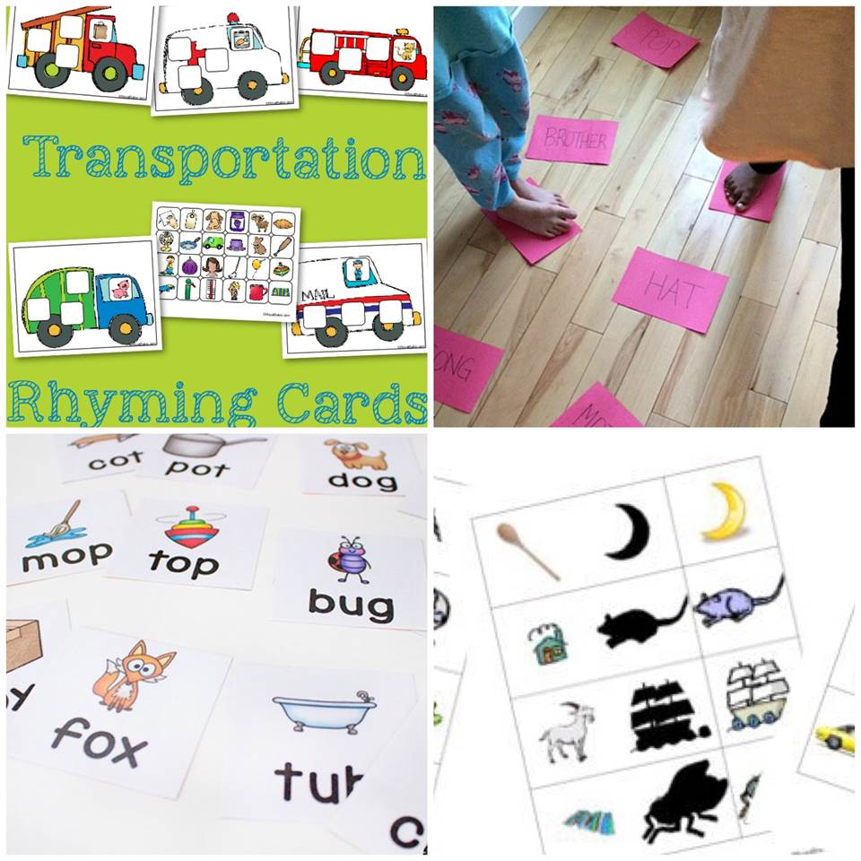 Early readers will love these rhyming printables, games, and more. These rhyming activities for kids are simple, engaging, and most of all - FUN!