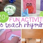 Fun Rhyming Activities for Kids