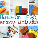 Hands-On Lego Literacy Activities Kids Will Love