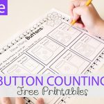 Button Counting Free Printables