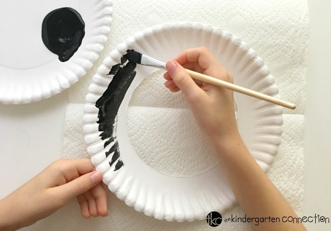 These easy, spooky Halloween sun catchers made from coffee filters are perfect for adding a bit of spooktacular decor to your home or classroom!