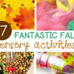 Fall Sensory Activities for Kids