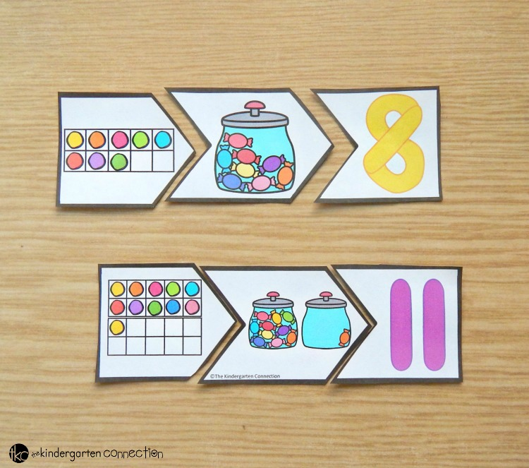 Hands On Counting Activities And Centers