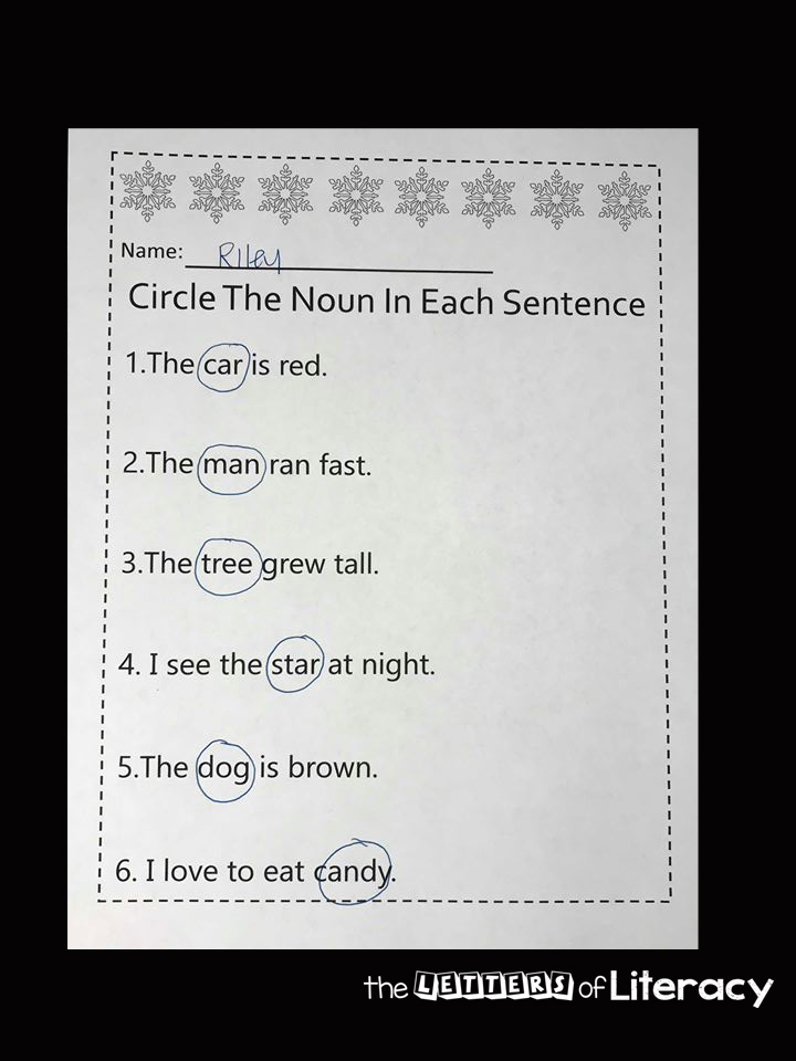 What Is A Noun? Kids will enjoy learning all about nouns with these fun, interactive activities.