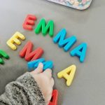 Three Active Learning Ideas For Name Spelling