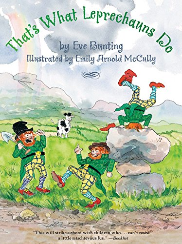That's What Leprechauns Do - Such a fun read aloud for St. Patrick's Day!