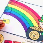 St Patrick's Day Word Family Activity